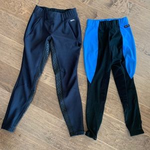 Kerrits riding pants - only pair on right.